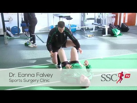 Dr Eanna Falvey evaluates neuromuscular training programmes for ACL injuries.