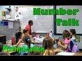 Number Talk: Multiplication