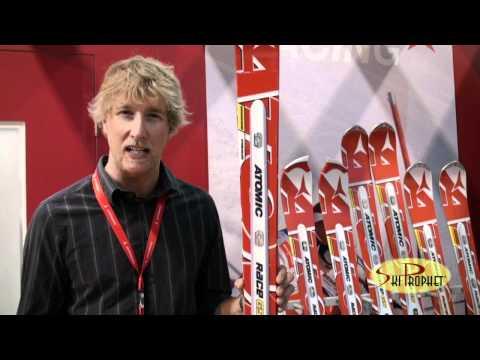 Skigeartv Presents The 2012 Atomic D2 Rs Gs Ski Test