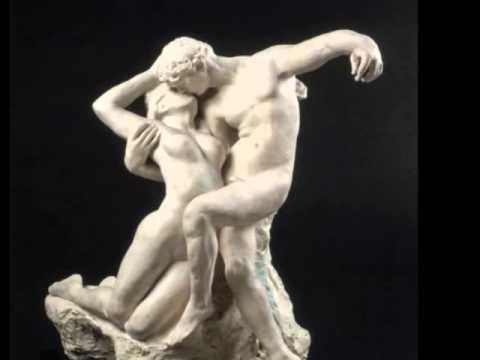 Auguste Rodin- escultura y dibujos