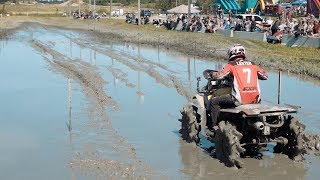 Can-Am Mud Build: Mud Race