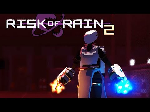 RPG Mod Boosted! (Risk Of Rain 2 Multiplayer Gameplay)
