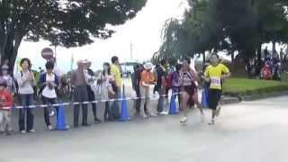 山形市でハーフマラソン大会が開催されました 第1回まるごとマラソン2...