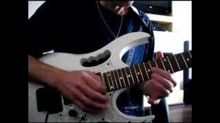 Молдавская полька - Соло на гитаре