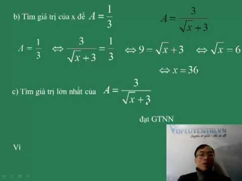 Huong dan giai De thi vao 10 nam 2010 - 2011 (Bai 1) tai HN.mp4