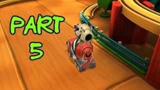 The FGN Crew Plays: Toybox Turbos Part 5 - Rockin it Tonight (PC)