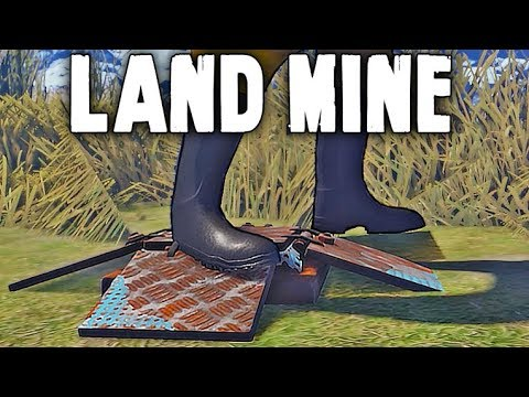 Land Mine | Rust Short Film