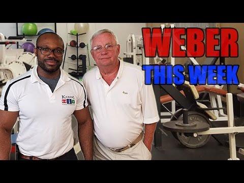 Dr. Kingsley Kabari & Maximum Fitness .::. Weber This Week 7/18/16