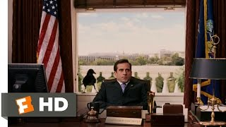 Evan Almighty (4/10) Movie CLIP - An Office Full of Birds (2007) HD