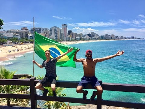 VISITING BRAZIL ✈