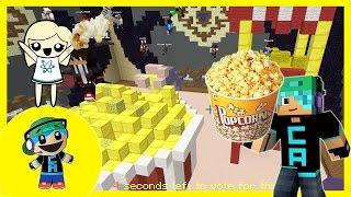 Build Battle TEAMS with Cybernova - Let's Build Some Delicious Popcorn!
