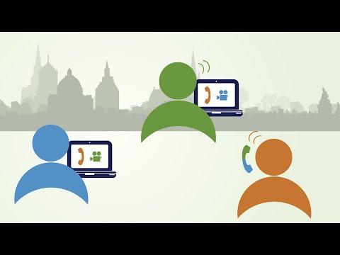 New telephony service explainer animation