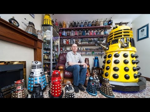 World's Biggest Dalek Collection