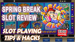 Spring Break Slot Review a Microgaming Slot with the Free Spins Feature Game