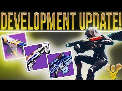 Destiny 2 Development Update Clarification. Destiny 1 Weapon System Coming Back In 2018??
