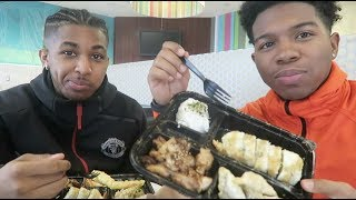 DDG AND I CONFRONT EACH OTHER *MUKBANG* (Are We Cool Again?)