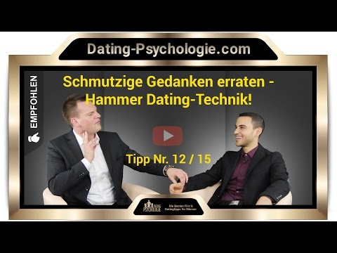 Schmutzige Gedanken Erraten - Hammer Dating-Technik! (Sergej's Top Tipp Nr. 12) | Dating Psychologie