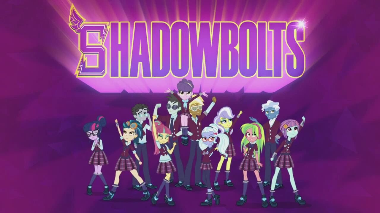 My Little Pony: Equestria Girls - Friendship Games (2015 ...