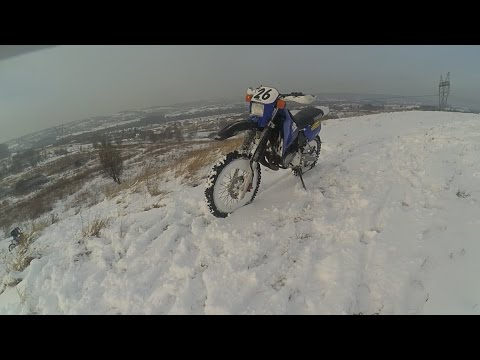 Enduro Będzin: Snow Ride #2 (Dt 125&Rm 125)
