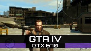 GTA IV | Max Settings | 1920x1080 | GTX 670