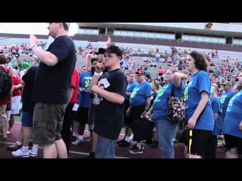 2015 Special Olympics Opening Ceremony