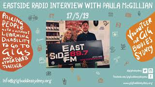 Radio Interview - Eastside89.7 FM