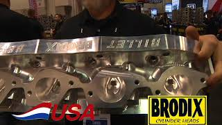 brodix cylinder heads video, brodix cylinder heads clips