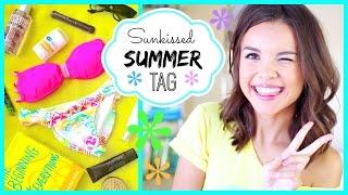 Sunkissed Summer TAG! Thumbnail