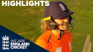 Classy Taylor Drives England To Thumping Win | England Women v New Zealand IT20 2018 - Highlights