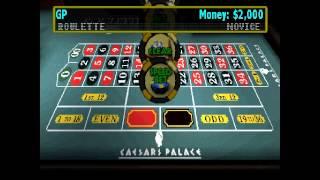 Caesars Palace 2000 ... (PS1) 60fps