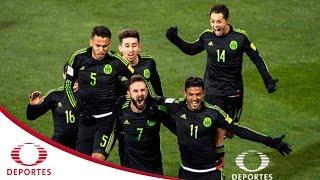 Estados Unidos 1 - 2 México | Resumen - Eliminatoria 2018 CONCACAF | Televisa Deportes