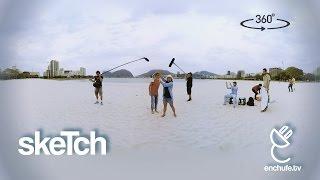 Grabando Chichico En Brasil (360º)