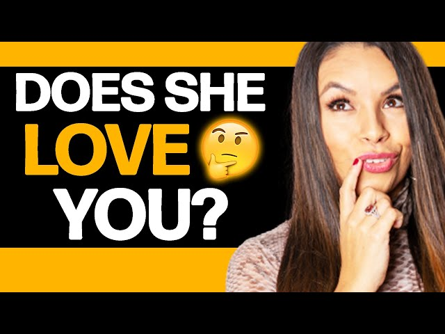 Does She REALLY LOVE YOU? - Find Out Today! | Apollonia Ponti