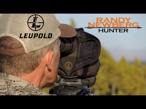 Elk Hunting in New Mexico - Leupold Spotting Scopes with Randy Newberg