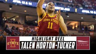 Talen Horton-Tucker Iowa State Basketball Highlights - 2018-19 Season | Stadium