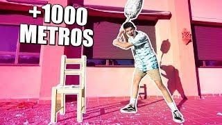 CREAMOS un MAZO con 1000 METROS DE CINTA AMERICANA VS COSAS DE LA CASA (ALGO EXPLOTA)!! [Logan G] thumbnail