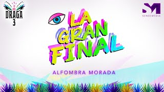 LA MÁS DRAGA 3 La Alfombra Morada