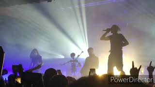 Motionless In White Code live Seattle