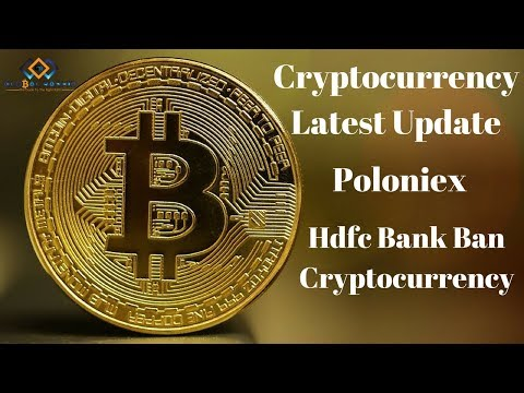 Cryptocurrency Latest Update! Bitcoin Lightning Network/Poloniex/HDFC Ban Crptocurrency