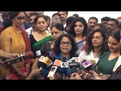 Women in Cinema Collective - Press conferance