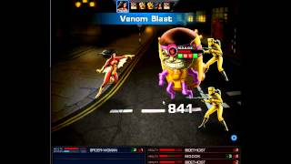 MAA-Playdom ~Heroic Battle: Spider Woman Vs M.O.D.O.K~