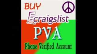 Where to Buy Craigslist PVA (Phone Verified  Accounts) 2012(, 2012-07-29T23:39:52.000Z)