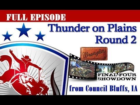 PRS Thunder on Plains- Wrangler FF Round