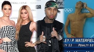 KENDALL JEALOUS OF KYLIE? TYGA SUED & OLYMPIC PORN!