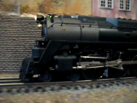 3rd Rail Pennsy Q1 4-6-4-4 Locomotive