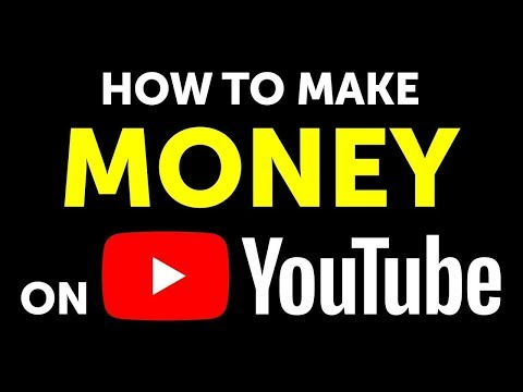 How to make $20,000 per month on Youtube