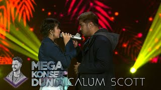 "Mega Konser Dunia - Ahmad Abdul ft Ghea Indrawari ""Shallow"" [20 Maret 2019]"