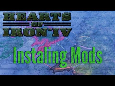 HOI4 Tutorial: How to Download Mods!