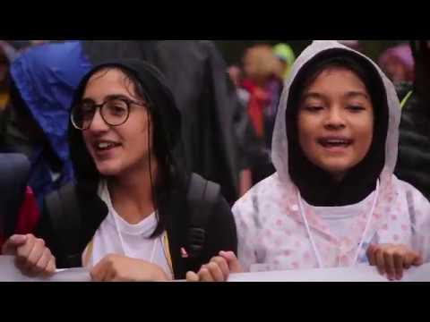 La #PerugiAssisi 2018 - Il Videoracconto