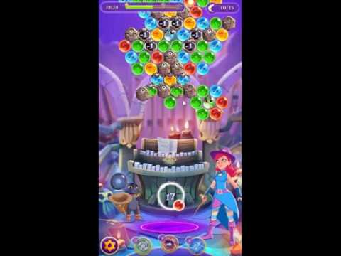 Bubble Witch Saga 3 Level 457 - NO BOOSTERS 🐈